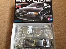 Tamiya JAPAN 24090 NISSAN SKYLINE GT-R GTR R32 1/24 scale kit