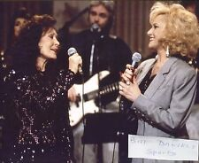 TAMMY WYNETTE LORETTA LYNN  D-I-V-O-R-C-E We're Gonna Hold On 8 X 10 PHOTO 4