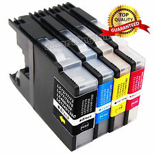 4PK Ink Cartridge LC79 For Brother LC75 LC71 MFC-J5910DW J6510DW J6710DW Printer