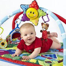 Smart Baby! Baby Einstein Caterpillar and Friends Baby Play Gym Mat Activity New