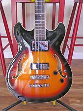 2013 Ibanez Short Scale Bass with a Vintage 60's Gibson EB-O Pickup