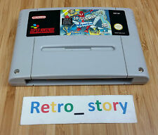 Super Nintendo SNES Spider-Man X-Men Arcade's Revenge PAL