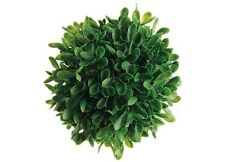 """4"""" Small Boxwood Ball Artificial Topiary (case of 12) Silk Plant"""