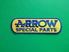 MOTOR RACING OILS, FUELS & TYRES SEW ON / IRON ON PATCH:- PATCH NUMBER 2005