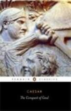 The Conquest of Gaul by Julius Caesar (1983, Paperback, Revised)