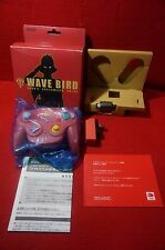 Only 1000 Game Club Nintendo Wii U Controller Char Red Wave Bird Limited Edition