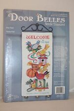 Door Bells Needle Treasures #12127 Our Nest - Complete Counted Cross Stitch Kit