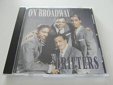 The Drifters - On Broadway (CD Album) Very Good
