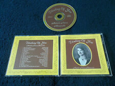 Autographed Signed by MICHELLE KAREN MANNVEILLE - Thinking Of You, CD Album 2000