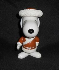 1998 McDonalds International SNOOPY WORLD TOUR - MONGOLIA Figure Happy Meal Toy