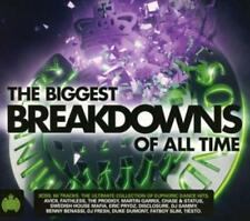 Various - The Biggest Breakdowns of All Time - CD