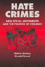 Hate Crimes (Social Problems and Social Issues)