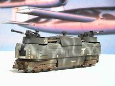 C566 90- Panzerlok DR Triebwagen Wehrmacht Flak Flug Abwehr N