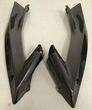 06-07 YAMAHA YZF R6 Left And Right Upper Top Side Grey Fairings #03