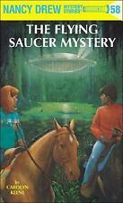 Nancy Drew 58: The Flying Saucer Mystery, Carolyn Keene, Good Book