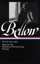Library of America: Saul Bellow - Novels, 1956-1964 : Seize the Day -...