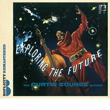 The Curtis Counce Quintet - Exploring The Future (CDBOPM 007)