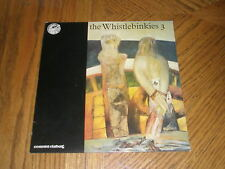 WHISTLEBINKIES / THE WHISTLEBINKIES 3 ~ CLADDAGH '82 Album ~ NEAR MINT