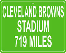 Cleveland Browns Stadium in Cleveland,OH - distance to your house