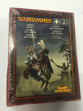 Games Workshop - Warhammer - 86-05 - Empire General - New In Box