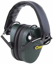Caldwell E-Max Electronic Hearing Protection Ear Muffs Green Polymer  - 487557