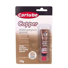 Copper Multi-purpose Grease - Carlube Anti-seize Assembly Compound Ease 20g Tube