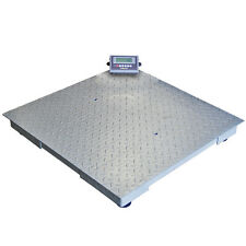 Pallet Scales Industrial Heavy Duty Weighing Scale LCD Display Weigh Measurement
