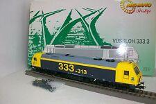 """HO MEHANO 56329 - LOCOMOTORA RENFE """"Cargas Renfe"""" DIESEL 333.313 Am/gris."""