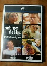 """Anthony Robbins """"Back From The Edge""""~NEW DVD~Creating Everlasting Love~"""