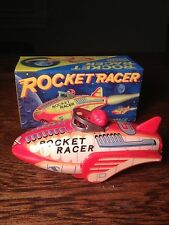 Japan Rocket Racer Robot Tin  with Box