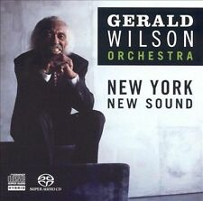 Gerald Wilson Orchestra-New York, New Sound CD NEW