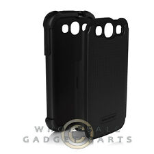 Ballistic SG Case-Samsung i9300 Galaxy S3 Black Cover Shell Protector Guard Skin