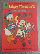 Dell, Walt Disney's, Comics & Stories, # 253, Vol. 22 No.1, Oct. 1961, VF-