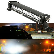 7inch 18W 6CREE LED Work Light Bar Flood Spot Combo for Offroad 4x4WD Truck