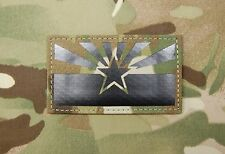 Arizona State Flag Infra Red Multicam Call Sign Patch IR AZ