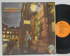 David Bowie        Ziggy Stardust     1972       RCA  LSP 4702       NM # B