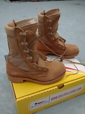 Belleville 220 DES ST Hot Weather Steel Toe Military Boot Men's Size 4R NEW