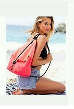 VICTORIA'S SECRET BEACH BAG/BACKPACK 2016 NWT