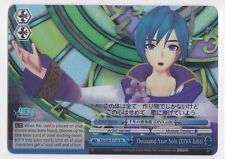 Weiss Schwarz TCG Project Diva F 2nd Thousand Year Solot PDS29-E115S SR KAITO