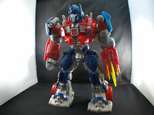 Hasbro 31764 robot Transformer OPTIMUS Prime à piles Voice amplifier 27 cm