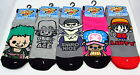One Piece Luffy Ace Chopper Anime Manga 5 Paar Socken Herren Strümpfe 39-42 Neu
