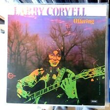 LARRY CORYELL LP OFFERING 1972 FRANCE VG++/VG++