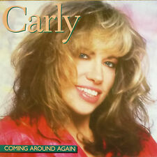 "12"" LP - Carly Simon - Coming Around Again - B187 - washed & cleaned"