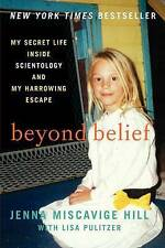 Beyond Belief: My Secret Life Inside Scientology and My Harrowing Escape by Jen…