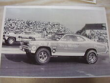 1970 PLYMOUTH DUSTER SOX & MARTIN   11 X 17  PHOTO /  PICTURE