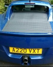 Vauxhall VX220 turbo NA Opel Speedster water ingress boot rain sun engine cover