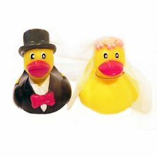 BRIDE TO BE NOVELTY GIFT BRIDE AND GROOM DUCKS WEDDING PRESENT HEN PARTY GIFT