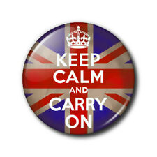 Magneclix magnetic design - Keep Calm and Carry On - Union Flag/Jack