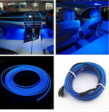 2M Blue EL Wire Cold lamp Atmosphere Light Unique Decor For Nissan Patrol GU