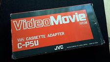 Vintage JVC VHS - c converter with box